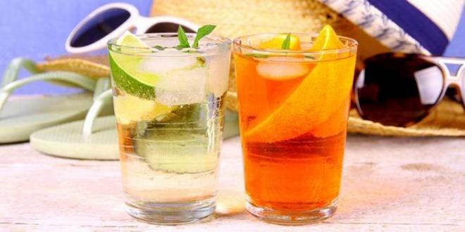 مشروبات طبيعية